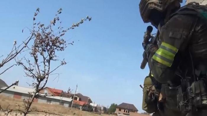 Спецоперация прошла в Хасавюртовском районе Дагестана.