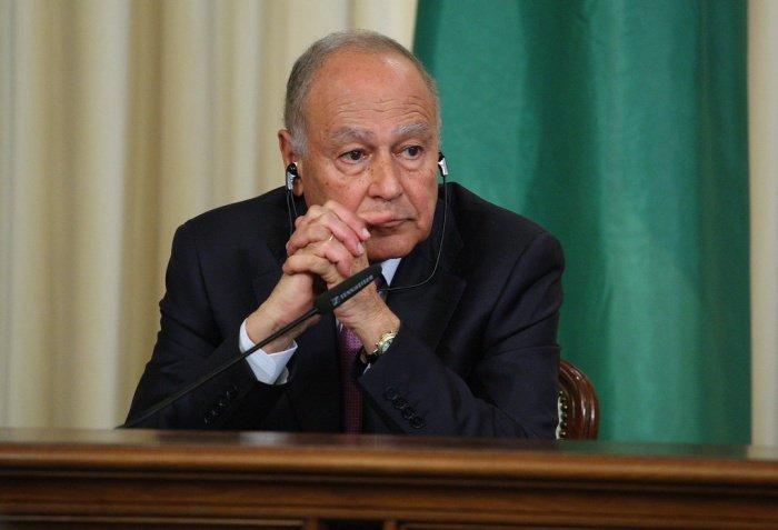 Ахмед Абуль Гейт опубликовал заявление по Ливии.