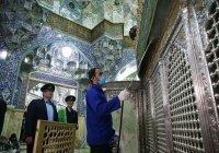 В Иране откроют мечети и музеи