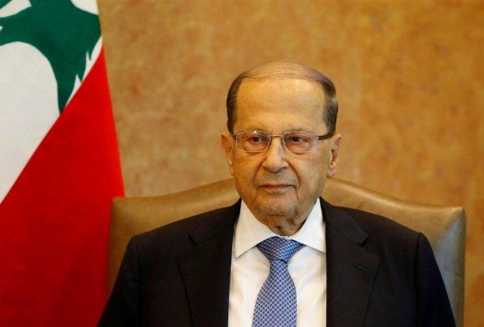 Мишель Аун является президентом Ливана с 2016 года.
