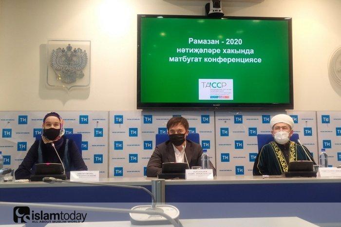 Пресс-конференция, посвященная итогам Рамадана 2020