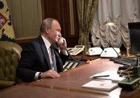 Путин обсудил Ближний Восток и двустороннее сотрудничество с премьер-министром Ирака
