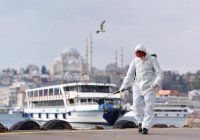 В Турции число заразившихся коронавирусом приближается к 160 тысячам
