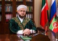 Обращение муфтия РТ по случаю 100-летия со дня подписания декрета об образовании ТАССР