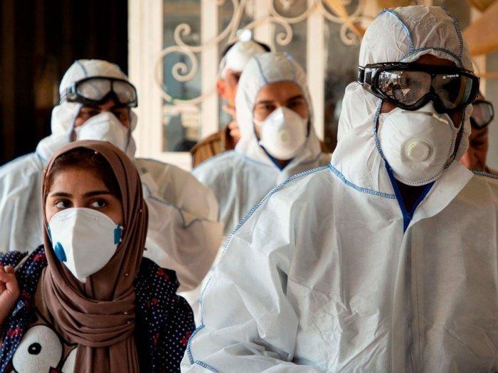 Власти Ирана готовятся ко второй волне коронавируса.