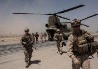 СМИ: США ускорили вывод войск из Афганистана из-за коронавируса