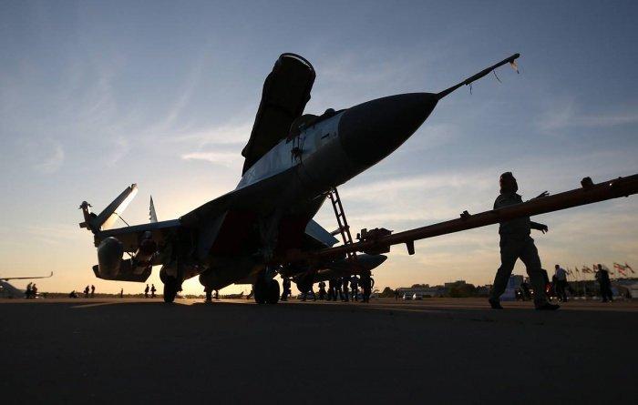 В Совфеде ответили на заявления США о поставках российских истребителей Ливии