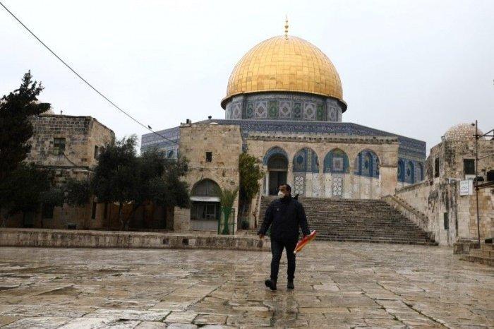Мечеть Аль-Акса откроется для верующих.