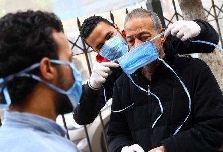 В Египте заявили о новом антирекорде по коронавирусу