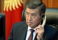 Президент Киргизии подтвердил участие в Параде Победы в Москве