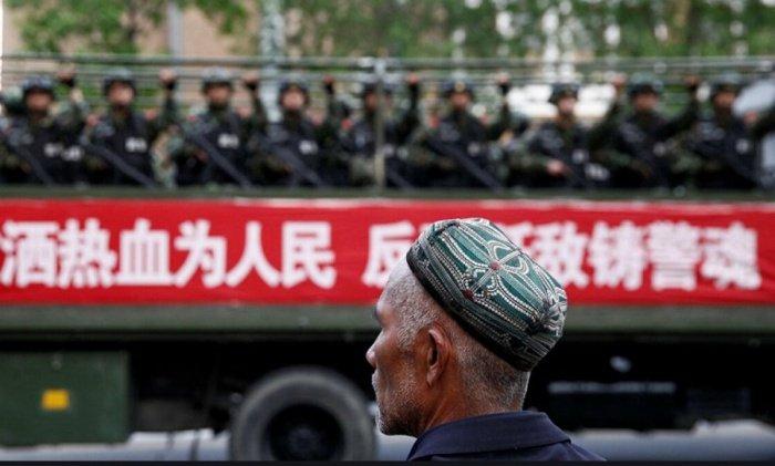 Сенат США одобрил санкции против Китая за притеснение религиозных меньшинств.