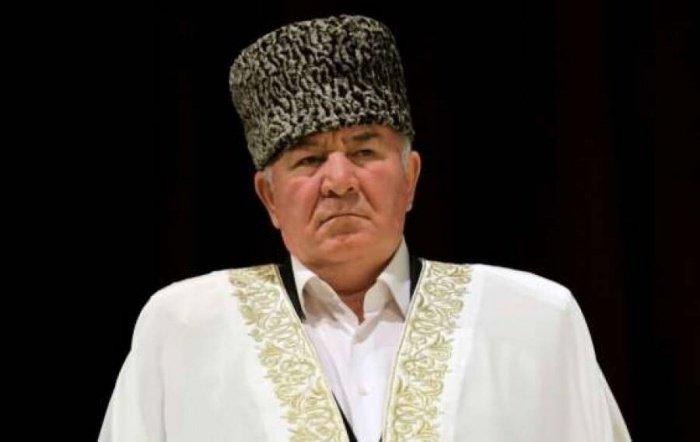 Исмаил Бердиев проходит лечение в связи с коронавирусом.