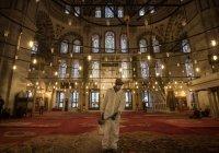 В Турции после карантина открылись мечети