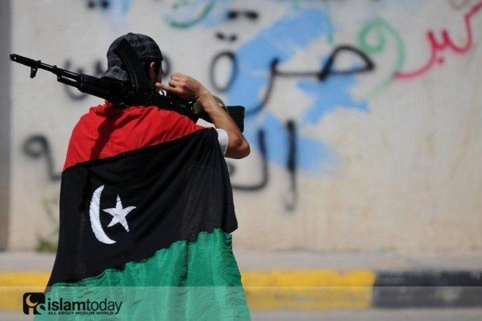 Внутриполитическая ситуация в Ливии. (Источник фото: yandex.ru)