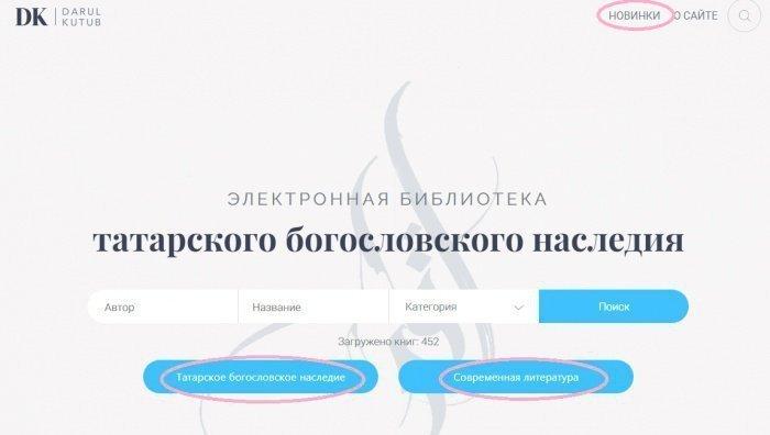 Новинки сайта Даруль-кутуб