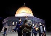 Мечеть Аль-Акса приняла прихожан впервые за 2 месяца