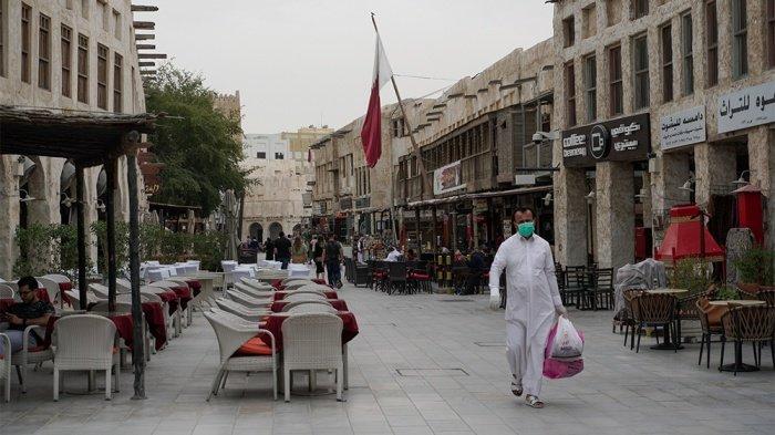 Минздрав Катара сообщил о рекордном приросте новых случаев коронавируса.