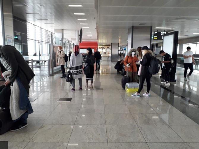 В Турции возобновлено внутреннее авиасообщение.