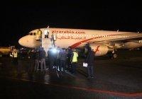 В Грозный прибыл самолет с медпомощью из ОАЭ