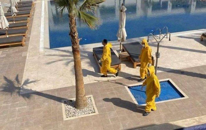 Египет продолжает восстановление туризма.