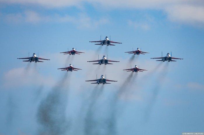 В Минобороны рассказали о воздушной части Парада Победы.