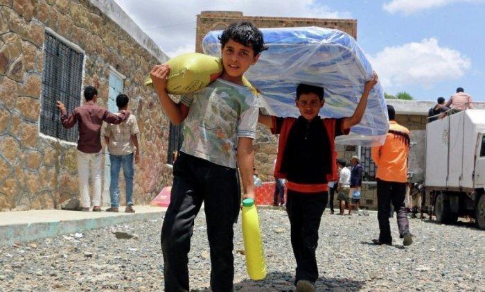 Йемен получит от России помощь на 4 млн долларов.