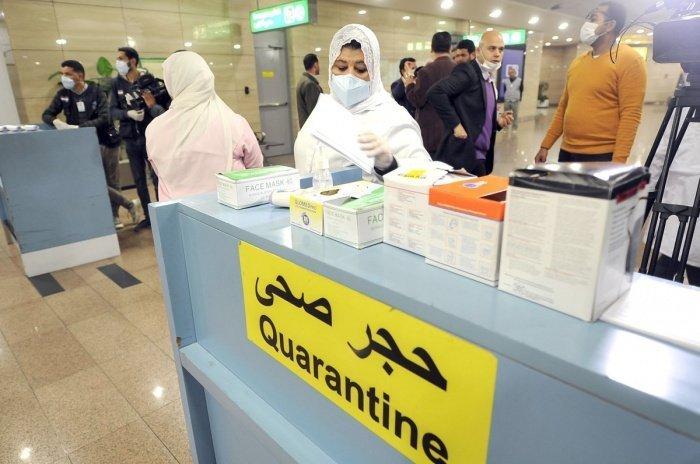 Минздрав Египта озвучил последние данные по коронавирусу.