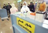 В Египте сообщили о спаде заболеваемости коронавирусом