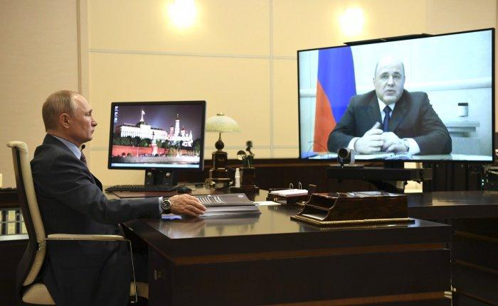 Мишустин представил план восстановления российской экономики.