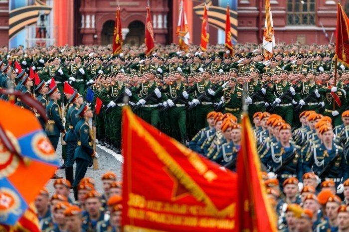 Парад Победы пройдет в Москве 24 июня.