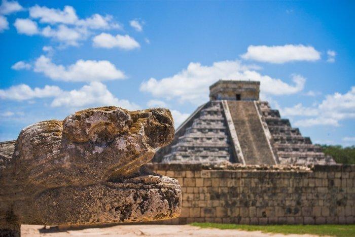 Ученые предполагают, что это может быть наиболее древний и большой памятник цивилизации майя