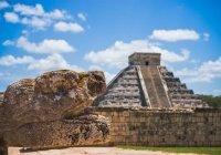 Найдено самое крупное и древнее сооружение майя