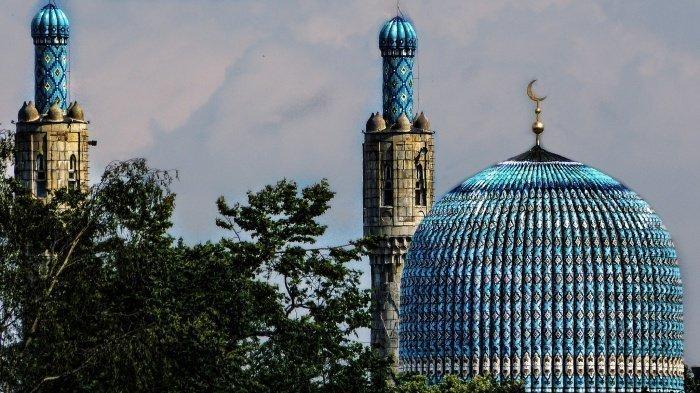 Соборная мечеть Санкт-Петербурга.