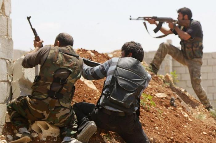Стало известно о сотрудничестве британских спецслужб с сирийскими радикалами.