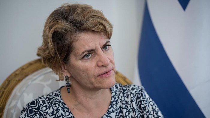 Амира Орон стала первой женщиной-послом Израиля в Египте.