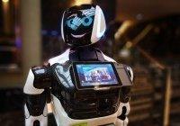 Полиция Абу-Даби взяла на работу российского робота