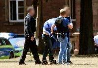 Житель Германии арестован за планы совершить теракт против мусульман