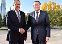 Лавров обсудил с главой МИД Казахстана визит Токаева в Москву