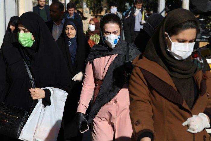 Минздрав Ирана озвучил новые данные по коронавирусу.