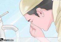 Важная роль носа в омовении, о которой вы даже не догадывались