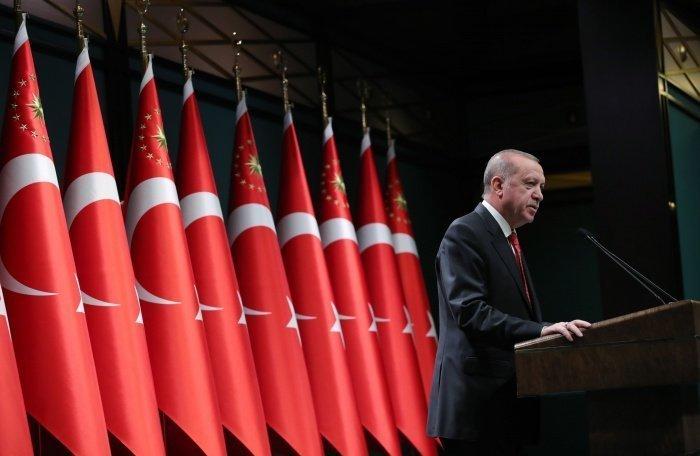 Президент Турции анонсировал новое снятие части ограничений.