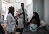 В Сирии заявили о нехватке медоборудования из-за санкций