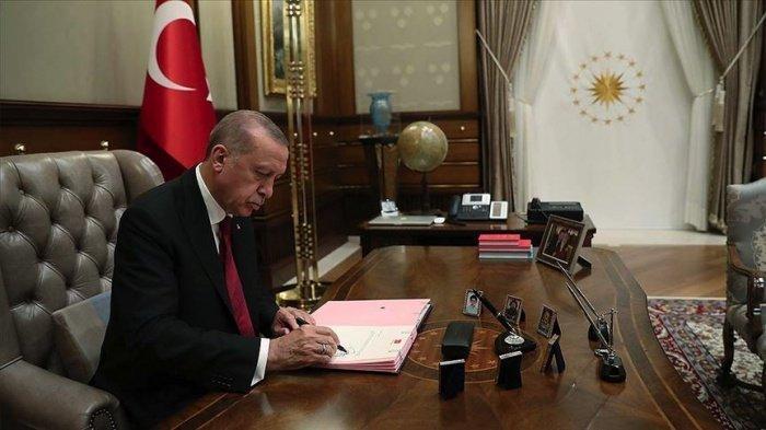 Эрдоган подписал указ о смене глав половины провинций страны.
