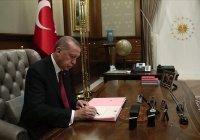 Эрдоган сменил глав половины провинций Турции