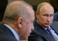 Путин и Эрдоган обсудили Сирию, Ливию и коронавирус