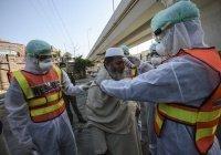 В Пакистане число случаев заражения коронавирусом перевалило за 110 тысяч