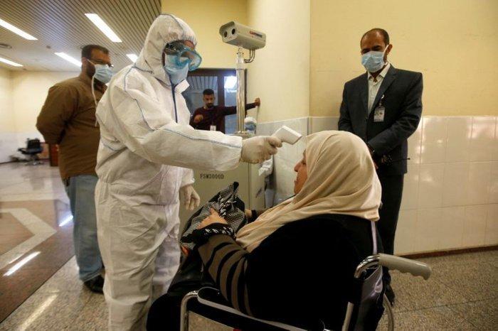 Минздрав Ирака сообщил о росте числа случаев заражения коронавирусом.