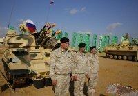 В Минобороны анонсировали совместные учения ПВО России и Египта