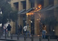 Более 80 человек пострадали в ходе манифестаций в Ливане