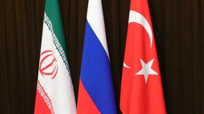 Переговоры России, Ирана и Турции по Сирии пройдут в ближайшее время.